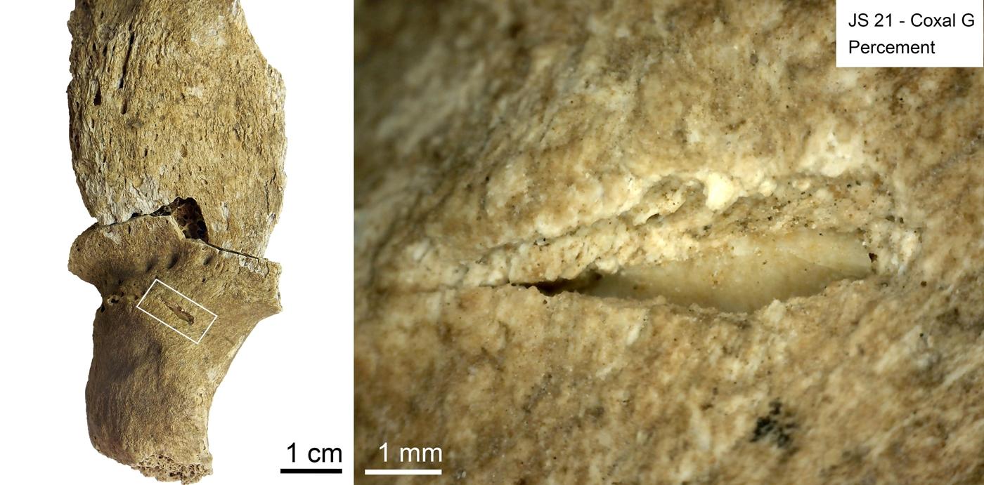 مقبرة سودانية تكشف جحيم حروب قبل 13 ألف عام