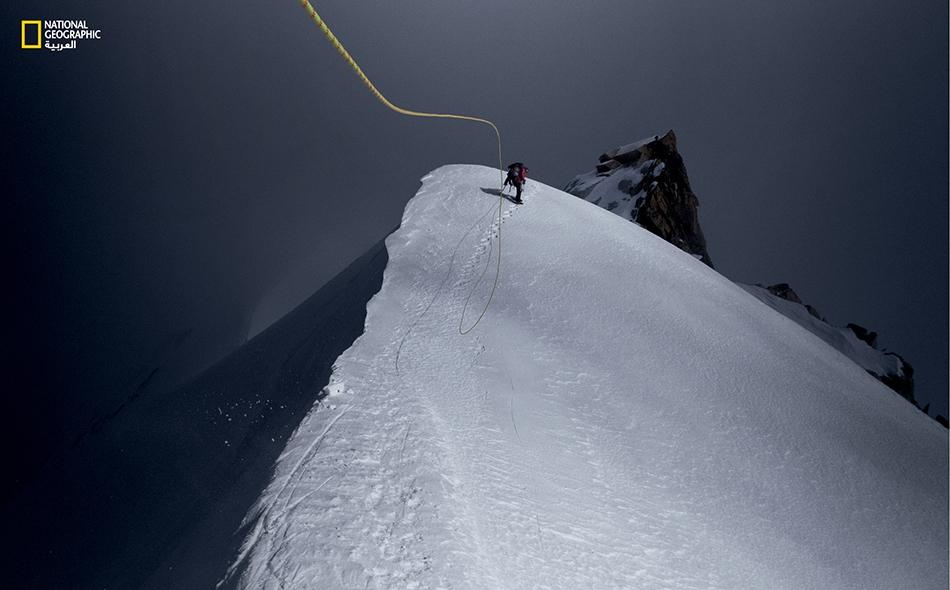 """قمة جبل """"كاكابو رازي"""