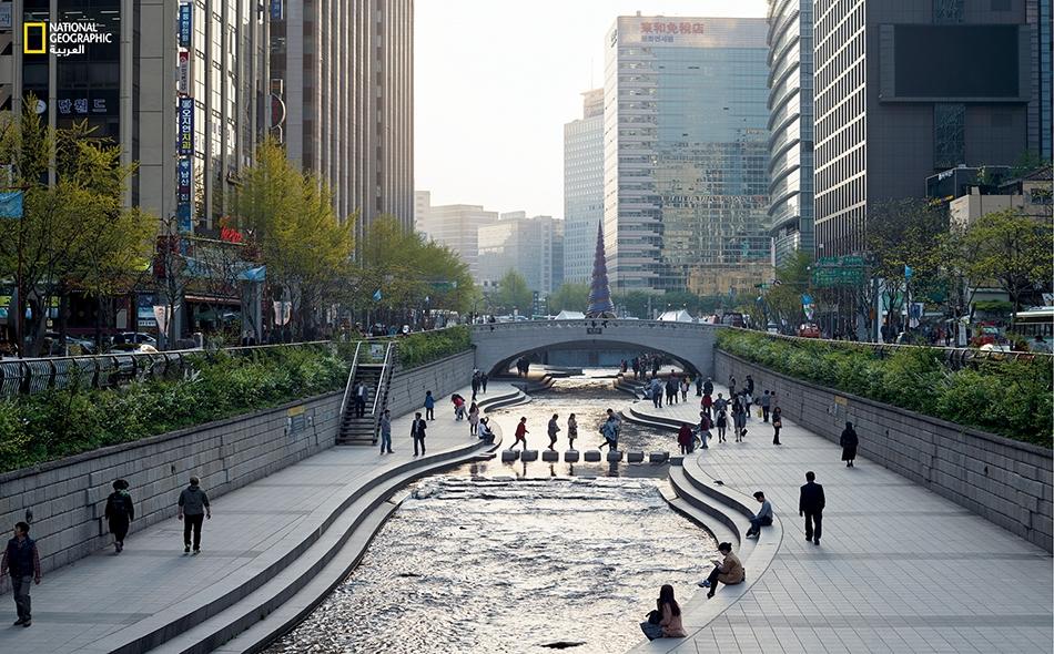 حدائق المدن
