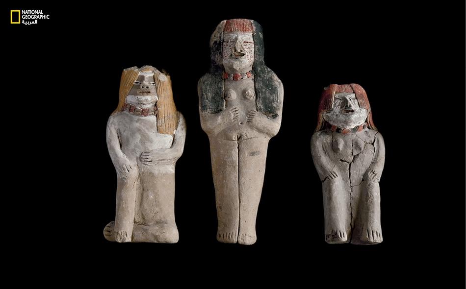 قرابين عمرها 3800 سنة
