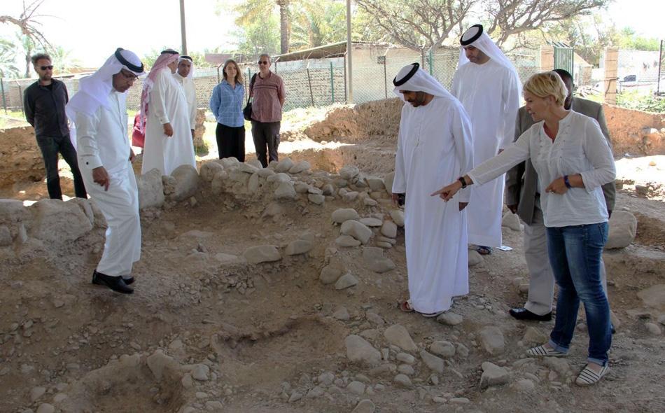 اكتشاف مستوطنة تعود إلى الألفية الثانية قبل الميلاد بالفجيرة