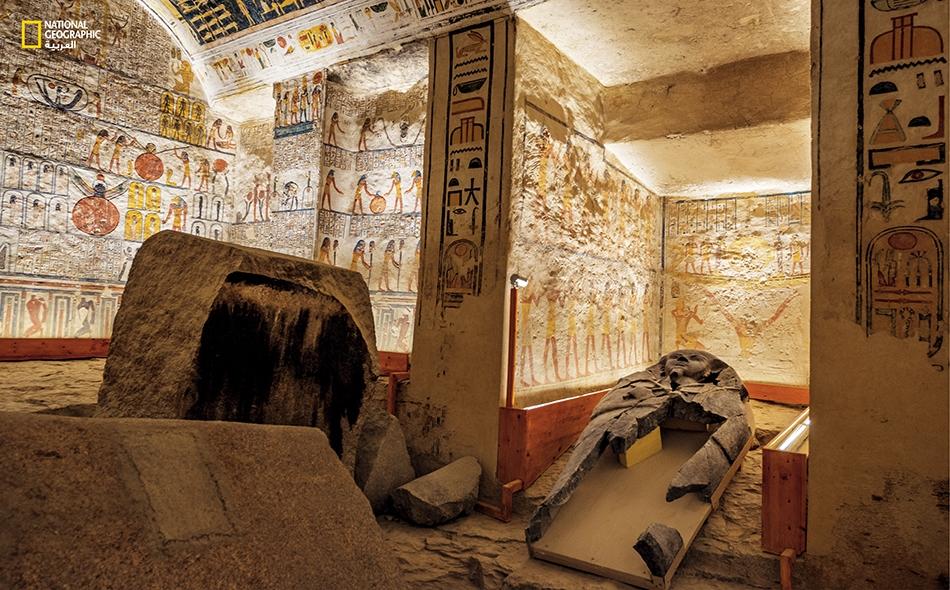 """نهبُ القبور في مصر قديم قِدم الفراعنة؛ فقد نُهِبَ قبرا """"رمسيس الخامس"""" و""""رمسيس السادس"""" في """"وادي الملوك"""" قرب الأقصر قبل نحو 3000 سنة، خلال فترة اتّسمت بأزمة اقتصادية وغزو خارجي."""