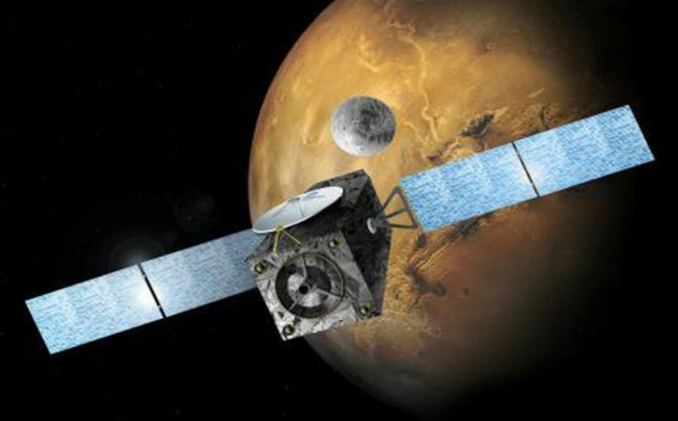 """ناسا: تحطم """"شياباريلي"""" لحظة ارتطامه بسطح المريخ"""