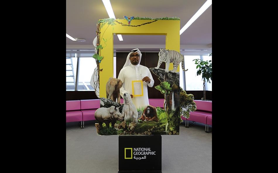 الكاتب الإماراتي جمال الشحي.
