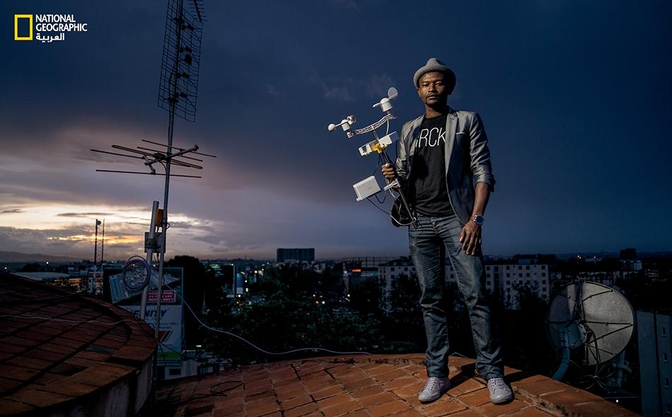 الابتكار لأجل إفريقيا.. ذلك هو هدف العديد من مشروعات التكنولوجيا الجديدة. فالقارة السمراء لا تزال تُعدّ سوقا فَتيّة إلى حد كبير، ولا سيما في المناطق النائية غير المشمولة بخدمة الكهرباء.