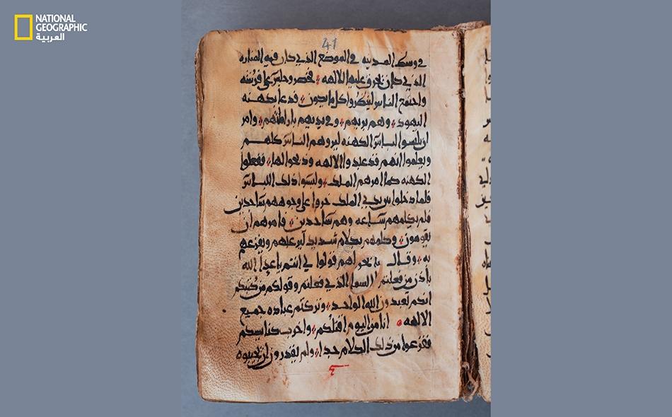 لمخطوطات الدير العربية أهمية فائقة، ذلك أنها تمنح الباحثين مصادر وثائقية حول التاريخ الاقتصادي وأزمنة الرخاء، وكذلك أوقات العسر التي مرت بها المنطقة.