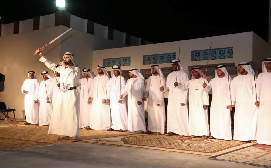 """""""فن العازي"""" الإماراتي ضمن قائمة اليونسكو"""