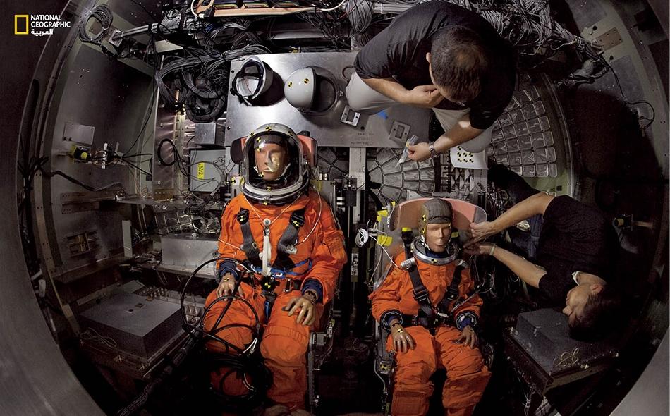 يعتبر أول برنامج من نوعه على مستوى الوطن العربي لاختيار وإعداد وتدريب أربعة رواد فضاء إماراتيين وإرسالهم في مهمات مختلفة إلى محطة الفضاء الدولية.