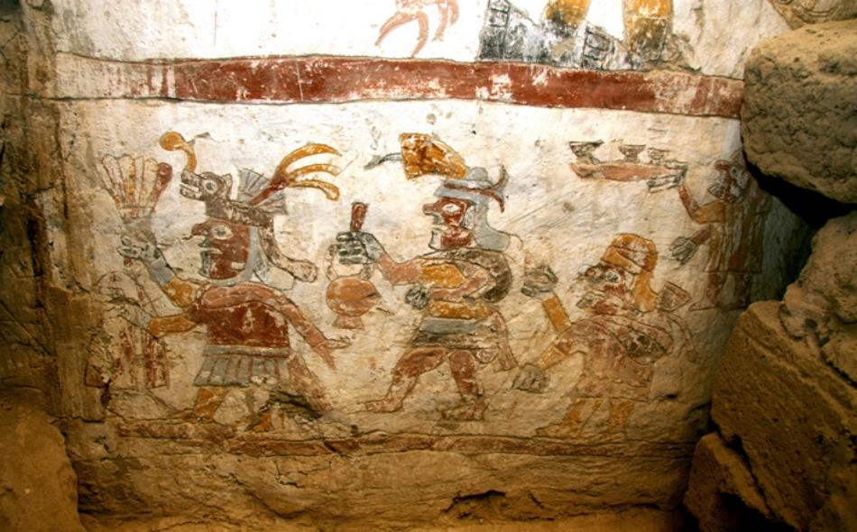 """الموشي واحد من عدة مجتمعات عاشت في البيرو قبل وقت طويل من ظهور إمبراطورية """"الإنكا""""، وبسط سيطرته على مساحة شاسعة من الساحل الصحراوي في تلك المنطقة. الصورة: Courtesy Lisa Trever"""