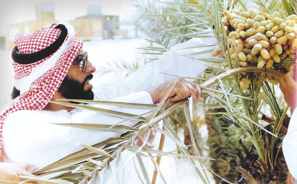 حرص المغفور له الشيخ زايد بن سلطان آل نهيان منذ تأسيس الدولة على غرس مفهوم الاستدامة وثقافة حماية البيئة ومواردها الطبيعية في نفوس وعقول أبناء الإمارات.