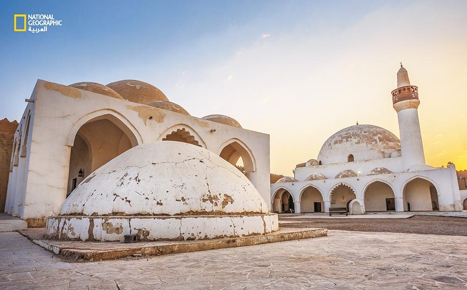 """يعد """"قصر إبراهيم باشا"""" من المعالم الأثرية البارزة، ويشتهر بأسماء عدة منها """"قصر القبة"""" أو """"قصر الكوت""""."""
