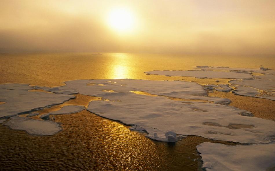 """علماء أميركيون يدرسون عمل مصد لأشعة الشمس للحد من الاحتباس الحراري عبر تقنية تسمى """"الحقن الجزيئي للستراتوسفير"""". الصورة: Nationalgeographic.com"""