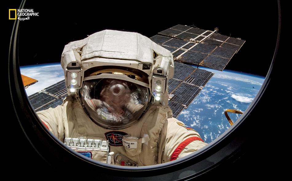أدمغة في الفضاء
