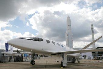 """قالت شركة """"EviationAircraft"""" إن الطائرة """"أليس"""" هي نتاج إعادة تفكير جذرية في الكلفة والتجربة والأثر البيئي للسفر الإقليمي. الصورة: من المصدر."""