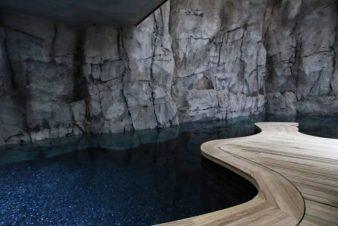 استغرض بناء الفيلا نحو 20 شهرا، وهي معروضة للبيع دون الإعلان عن سعر رسمي. تبلغ مساحتها نحو 220 مترا وتتألف من ستة طوابق وثلاث غرف نوم وثلاثة حمامات ومسبح. الصورة: J.B Pastor & Fils Monaco