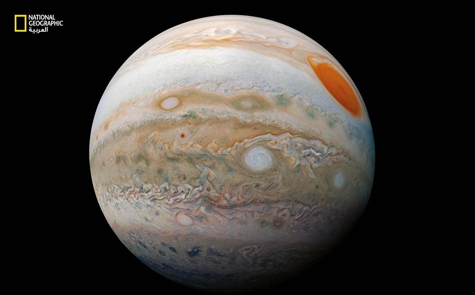 عملاق المجموعة الشمسية.. جاهز لالتقاط صورة مقرّبة له