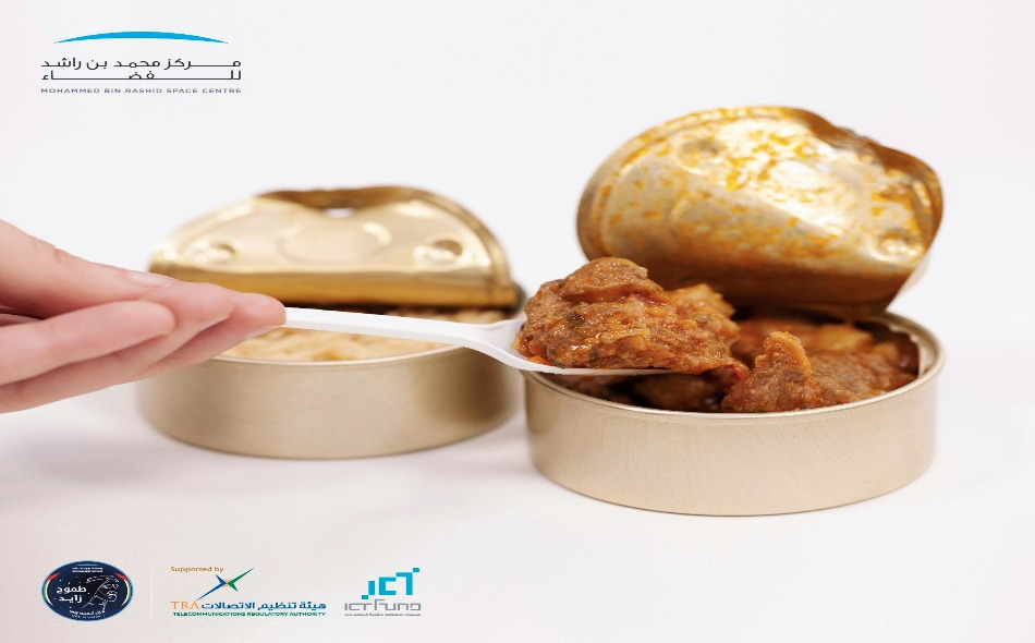 ستكون ليلة الطعام الإماراتي التقليدي حدثًا فريدًا من نوعه على متن المحطة الدولية -وللمرة الأولى سيتذوقون أكلات عربية وتحديداً خليجية- في بيئة منعدمة الجاذبية تقريبًا.