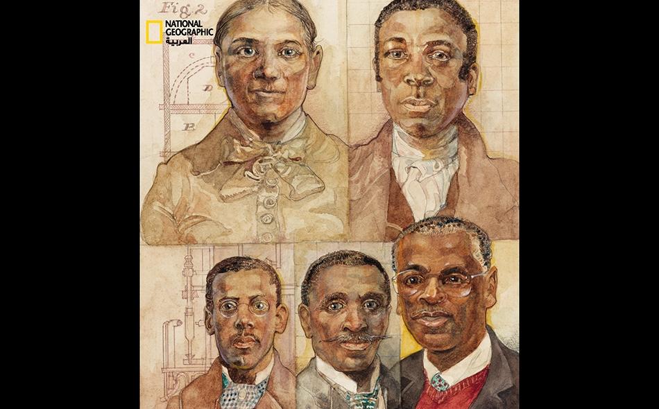 """""""في مواجهة القهر والوحشية، احتاج الأميركيون من أصل إفريقي إلى شخصيات ملهمة تُحتذى، وأمثلة حية للإنجاز يحذون حذوها""""."""