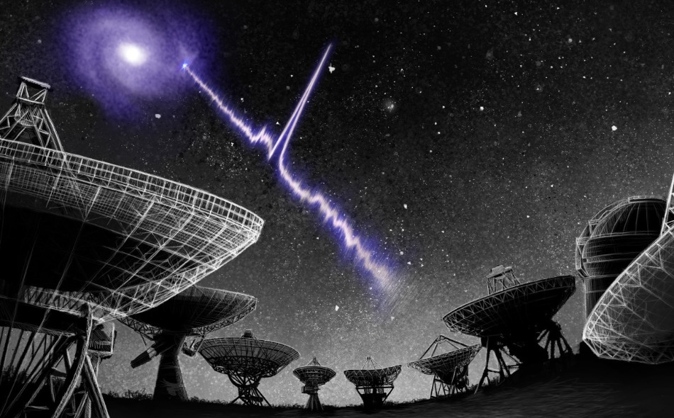 ليست هذه المرة الأولى التي يتم فيها رصد إشارة راديو في فضاء درب التبانة، لكن الاكتشاف الجديد يضيف مزيدا من الغموض إلى هذه الظاهرة. فقد تم اكتشاف الإشارة الأولى منذ أكثر من عقد من الزمن، وهو ما دفع لوضع العديد من النظريات لتفسير ما جرى، منها اصطدام...