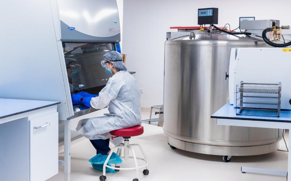 يقوم الباحثون والأطباء حاليًا بمراحل مختلفة من التجارب لتحديد فاعلية علاج الخلايا الجذعية استعدادًا للمرحلة التجريبية الثالثة، والجرعة القصوى المثالية، وفاعلية العلاج في أمراض الجهاز التنفسي الأخرى مثل الربو، ومرض الانسداد الرئوي المزمن، والتليف...
